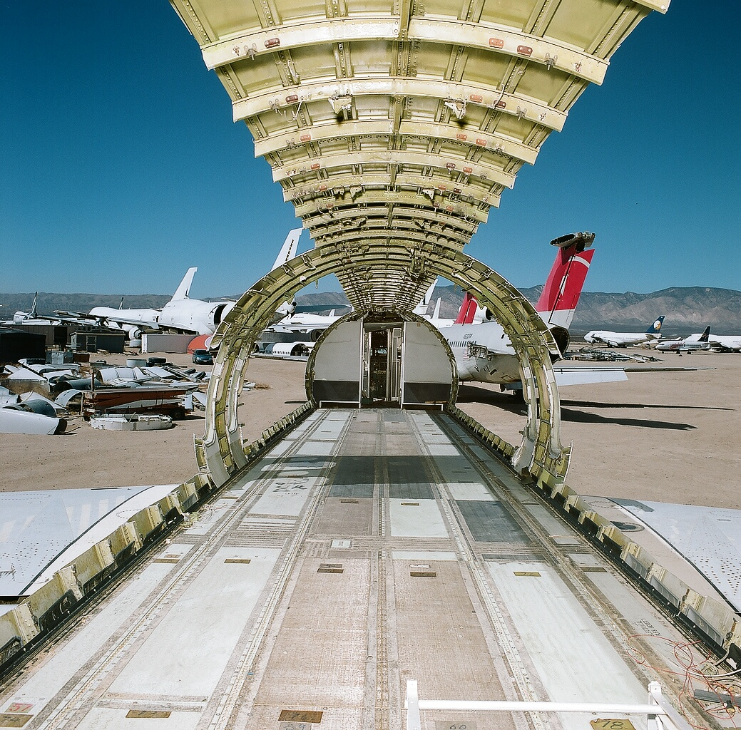 Mojave Airport, California