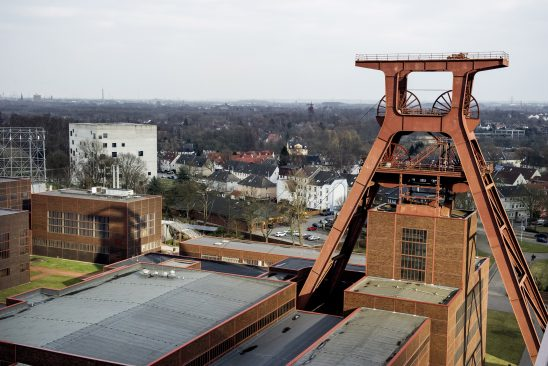 Ruhr, dall'industria all'arte