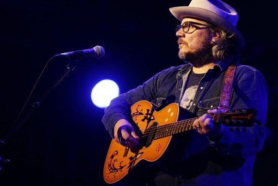 Come suona Jeff Tweedy (senza i Wilco)