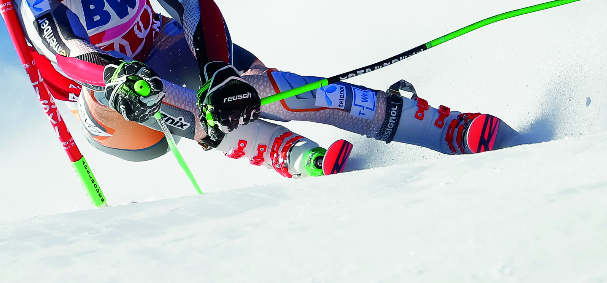 </span></figure> ADELBODEN, SWITZERLAND – JANUARY 11 : Henrik Kristoffersen of Norway competes during the Audi FIS Alpine Ski World Cup Men's Giant Slalom on January 11, 2020 in Adelboden Switzerland. (Photo by Alexis Boichard/Agence Zoom)