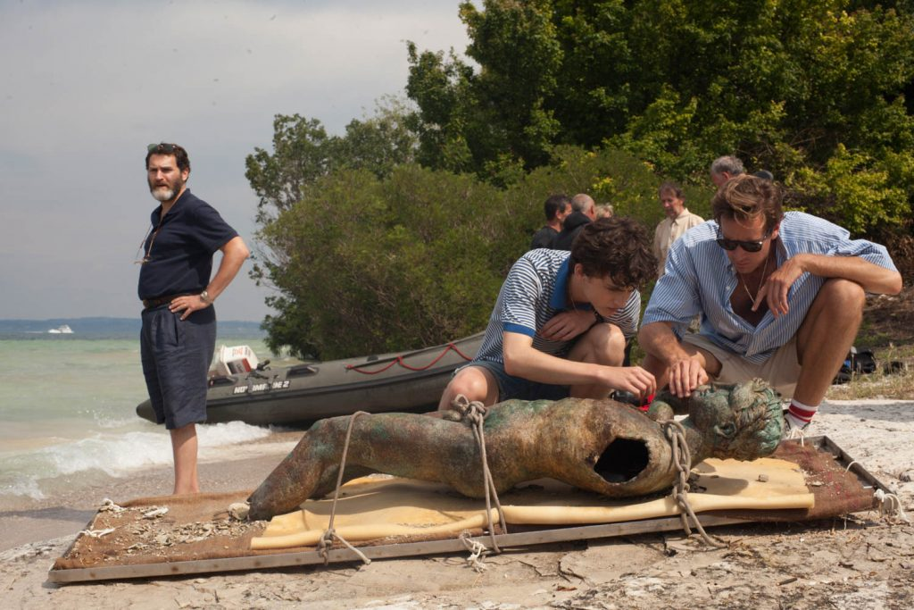 </span></figure></a> Michael Stuhlbarg, Timothée Chalamet and Armie Hammer appear in <i>Call Me by Your Name</i> by Luca Guadagnino, an official selection of the Premieres program at the 2017 Sundance Film Festival. © 2016 Sundance Institute.