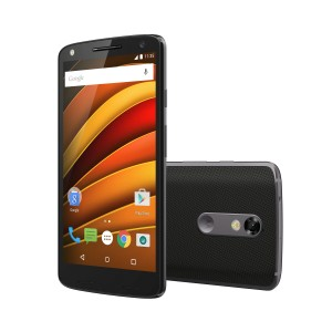 Moto X Force_Balistic Nylon_Black