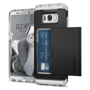 </span></figure></a> Samsung, Galaxy, S8, plus, cover Spigen